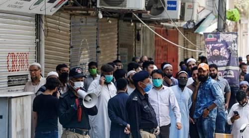 Pakistan witnesses sharp downturn in COVID-19 cases