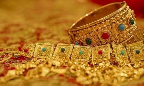 عالمی منڈی میں سونا سستا جبکہ پاکستان میں قیمت معمولی بڑھ گئی