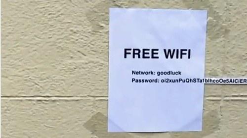 صارف کا وائی فائی پاسورڈ پورے محلے میں مشہور، مگر کیوں؟