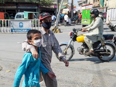 Current Coronavirus situation of Pakistan