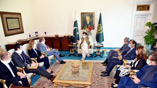 Australia expresses interest to invest in energy sector of Pakistan