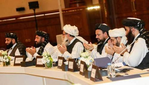 Long-delayed Afghan peace talks to begin from Saturday