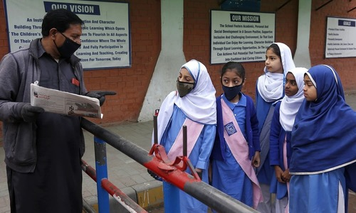Educational Institutions Across Pakistan Reopen After Six Months