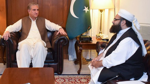 Role of Ulema crucial to root out intolerance in society: FM Qureshi