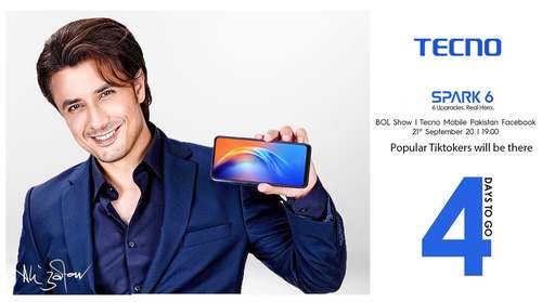 """TECNO to unveil """"REAL HERO"""" Spark 6 in a virtual launch event"""