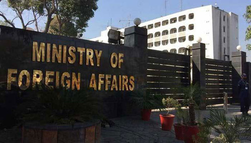 Indian diplomat summoned to register protest over ceasefire violations along LoC