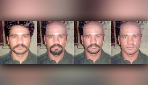 Motorway gang-rape: Police issues four altered portraits of the prime suspect