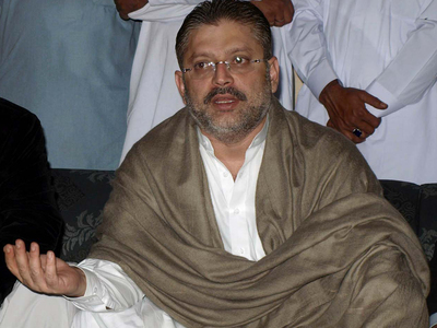 SHC grants Sharjeel Memon's wife permission to travel abroad