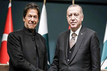 PM lauds Turkish President for raising his voice in support of Kashmiris