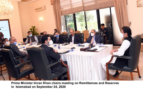 Govt focusing on increase in foreign remittances, foreign exchange reserves: PM