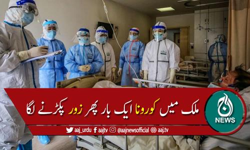 پاکستان میں کوروناکیسز کی تعداد 309,015 ہوگئی، 6,444افراد جاں بحق