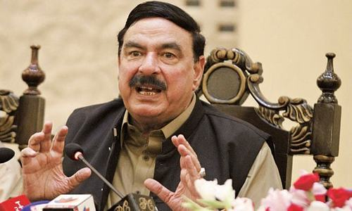 There would be no sit-ins, resignations or non-confidence motions: Sheikh Rashid
