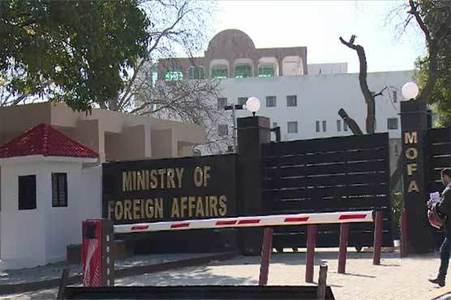 Pakistan lodges protest with India over LoC ceasefire breach