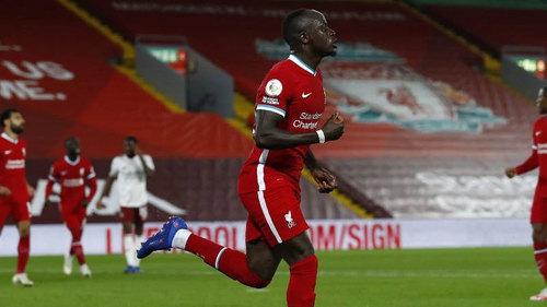 Liverpool confirm Sadio Mane's positive coronavirus test