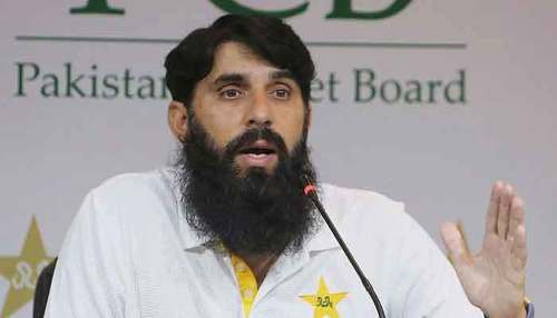 Misbah-ul-Haq resigns as chief selector