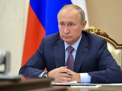 Putin proposes Russia, U.S. extend New START arms control treaty for one year