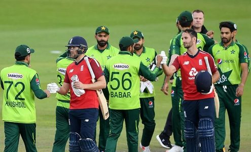 PCB invites England for three T20Is in January 2021