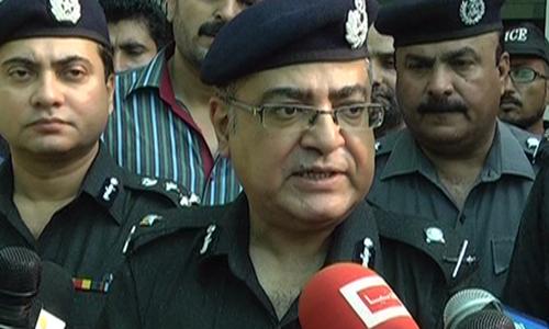 High ranking Sindh police officials 'seek leave' after Capt Safdar controversy