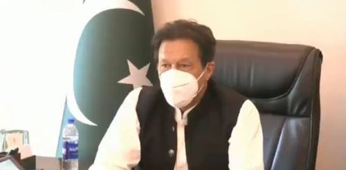 Restoration of industrial process in the country top priority of govt: PM Imran