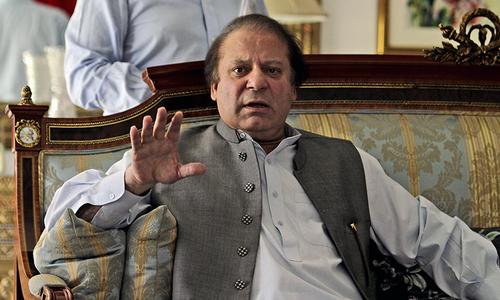 Murder case against Nawaz Sharif, others dismissed