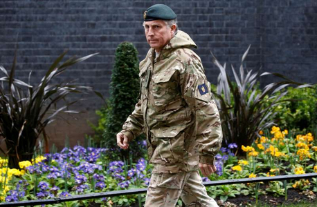 Global uncertainty could risk World War Three - UK military chief