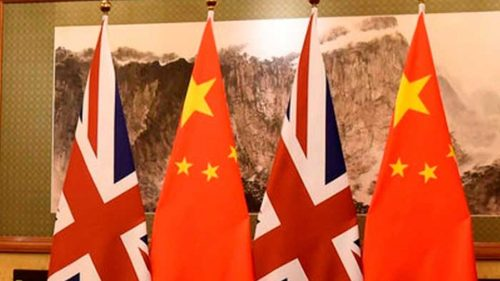 UK to consider sanctions against China for breaching Hong Kong treaty