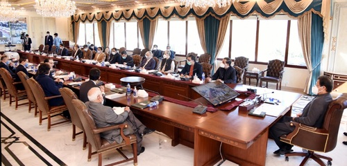 Growth in construction activities to strengthen country's economy: PM Imran