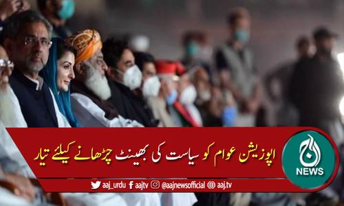 کورونا کی خطرناک صورتحال کے باوجود پشاور جلسے کا اعلان