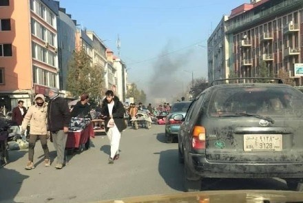 At least eight dead, multiple injured as multiple blasts rock Kabul