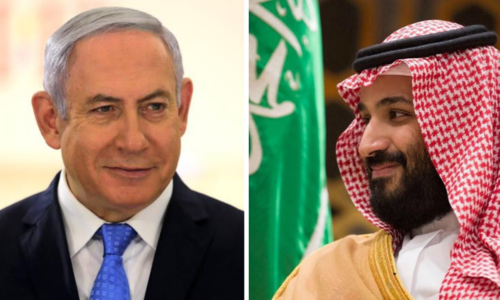 Israeli PM, Mossad head flew to Saudi Arabia to meet crown prince, suggest reports