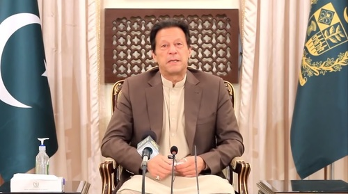 PM Imran asks people to adhere all SOPs to prevent spread of second wave of Coronavirus