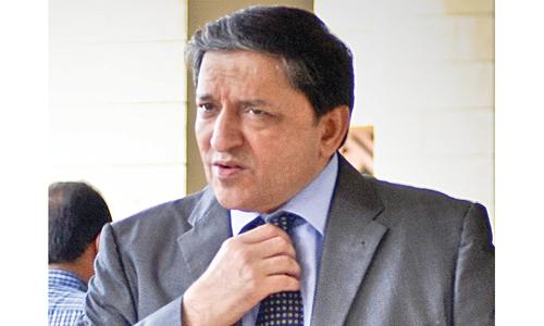 Senate deputy chairman Saleem Mandviwala named in fake accounts case