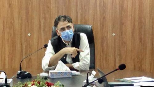 Govt to close indoor restaurants across Pakistan to prevent spread of Covid-19: Asad