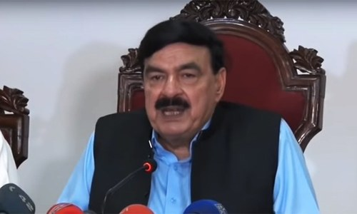 PM Imran not going anywhere, will complete its 5 years term: Sheikh Rashid
