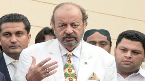 Court indicts Agha Siraj Durrani in assets beyond income case