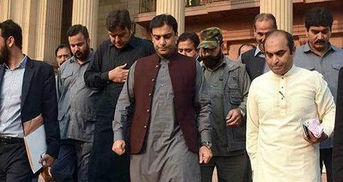 Ramzan Sugar Mills reference: Court excuses Hamza Shahbaz for skipping hearing