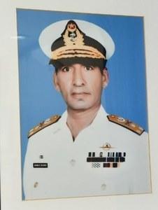 کمانڈر احمد تسنیم