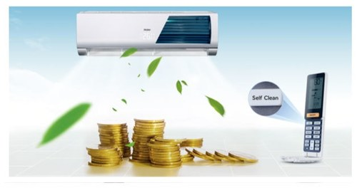 Haier Patents Its AC's Innovative Self Cleaning Technology
