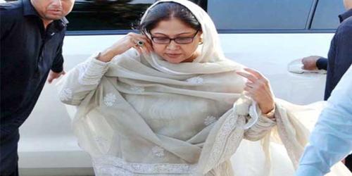 Verdict on plea seeking Faryal Talpur's disqualification reserved