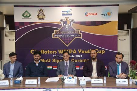 Pakistan to host WESPA Youth Cup starting on January 22nd