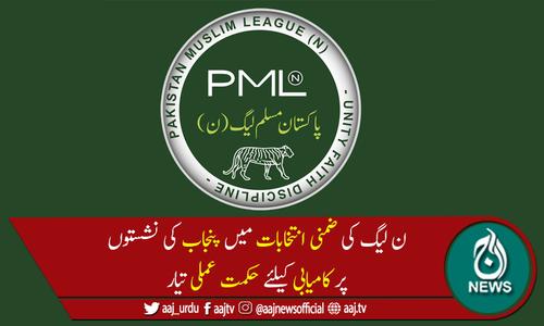پنجاب میں ضمنی انتخابات کیلئے مسلم لیگ (ن) نے حکمت عملی طے کرلی