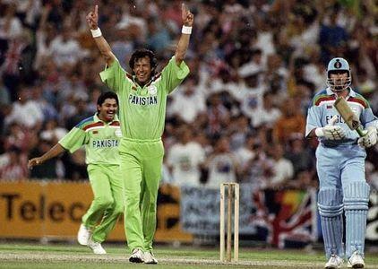 ICC declares Pakistani cricket legend Imran Khan best among great cricketers