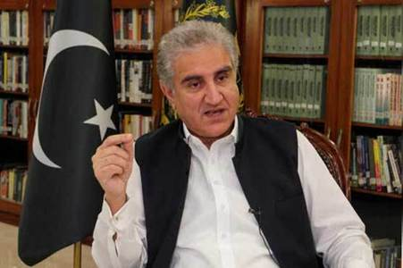 PDM parties trying to cover the rift within their ranks: FM Qureshi