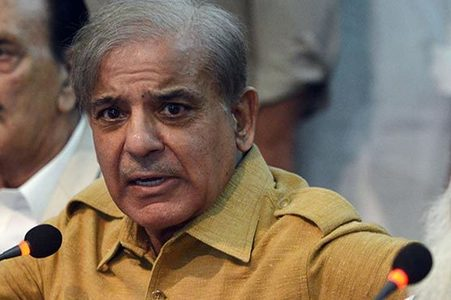 Decision of exempting Shehbaz Sharif from hearings in Ashiana reference nullified