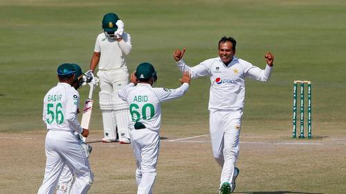 Fawad, Nauman star as Pakistan beats South Africa by 7 wickets