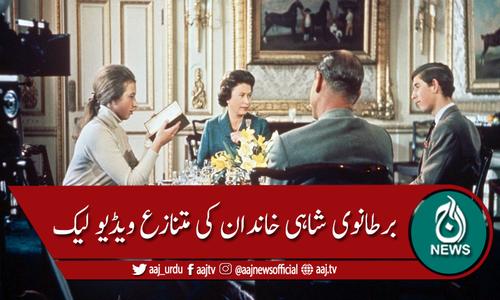 برطانوی شاہی خاندان سے متعلق متنازع فلم یوٹیوب پر لیک