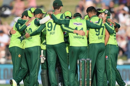 Pakistan team for T20I series against South Africa announced