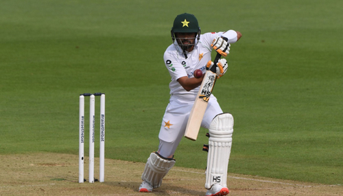 Babar, Alam lift Pakistan after rain cuts short second Test