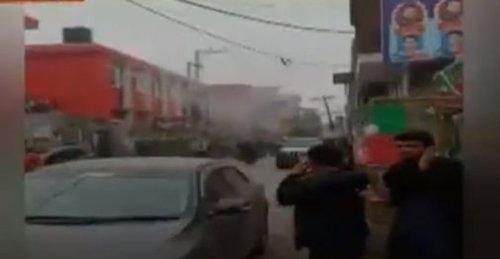 Two killed, seven injured outside Daska poling station