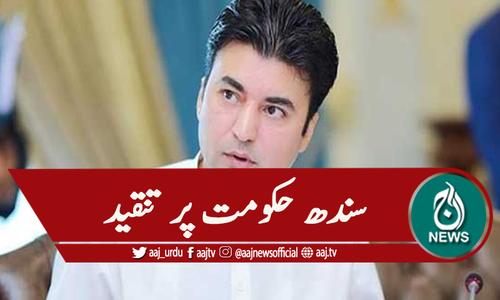 سندھ میں اٹھنی والی آواز کو دبایاجارہا ہے،مراد سعید